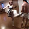 【セカンドフェイス】女仕置人は神戸系お嬢様 白ブーツで集団リンチ #005
