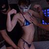 【クリスタル映像】卑猥筋肉美女 #004