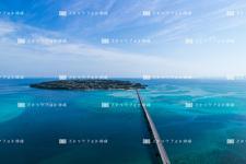 空撮/古宇利島 K0942