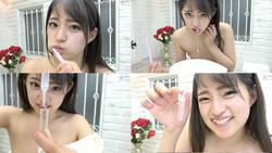 [Spit Fetish] Popular actress Mitsuki Nagisa's saliva dripping and saliva collection work! !! !!