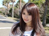 "G-AREA ""Yoriko"" is an orthodox beautiful girl's beautiful breasts student"