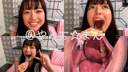 [Personal shooting] Tooth observation of travel science students specializing in eroticism Chiharu Miyazawa