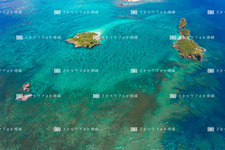 Aerial photography / Northern / Henoko Kawasaki HN010