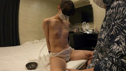 Slender small breasts beauty humiliation back tickling blame j-5-14-1