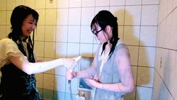 """TS019""""洗衣服!"""""""