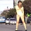 【ジャネス】ガチ露出投稿 街中で公然ワイセツするカップルたちのヤラセ一切なしのプライベート羞恥プレイ #001
