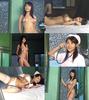 Rei Hoshisaki wearing erotic declaration making vol.14