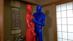 Rubber Suit Lovers ~Cuckold Rubber Married Woman~