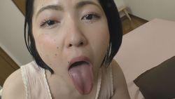 (Summer half price campaign) Obscene tongue of freckles (complete original)