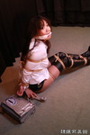 Photoset[#2748] A Spy Girl Bound and Gagged