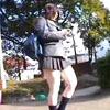 【ジャネス】極限接近 尻パン女子校生DX #014
