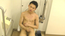 Official website precedent delivery <Amateur handsome straight urination and masturbation in the topic of outdoor toilet>