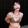Photoset[#2002] Athlete Woman In Bondage
