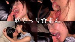 【個人撮影】エロエロ専門トラベル科学生に唾で顔面べちょべちょにされるの巻w 宮沢ちはる