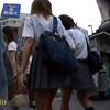 【ジャネス】極限接近 尻パン女子校生DX #002