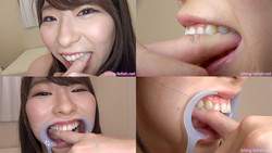 [Biting Part 1] Big breasts beauty, Monami-chan's serious biting [Takarada Monami]