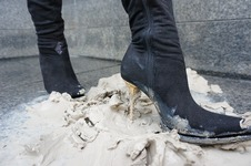 Wet&Messy Shoes画像集067