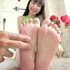 【足裏&くすぐり】大人気女優 冬愛ことねチャンの足裏観察くすぐり!!!
