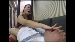 [Janes] Sadistic office lady secretaries #008 forcibly erection in bad sexual harassment to useless employees