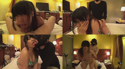 """[Pregnancy obscenity and kiss] """"after"""" sexual intercourse 5. Kimo is spanking pregnancy Kiss copulation with me [nd-014]"""
