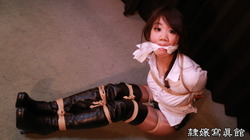 Haru Sakurano - A Spy Girl Bound and Gagged - Chapter 1