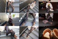 Street legs&socks snaps写真集&動画 レキ