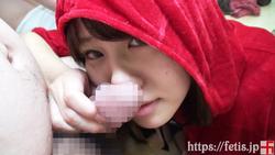 犬嗅ぎ娘12  ⑤赤ずきんちゃんのチン嗅ぎコンテスト、包茎も嗅いじゃう!! 編